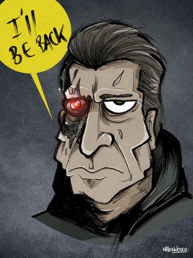 Fanart Terminator Genesis