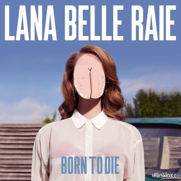 Lana Del Rey en Lana Belle Raie