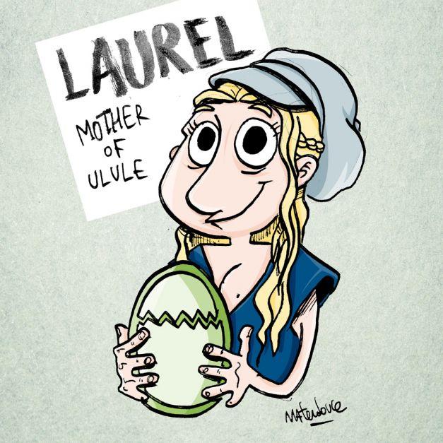 Laurel, mother of Ulule