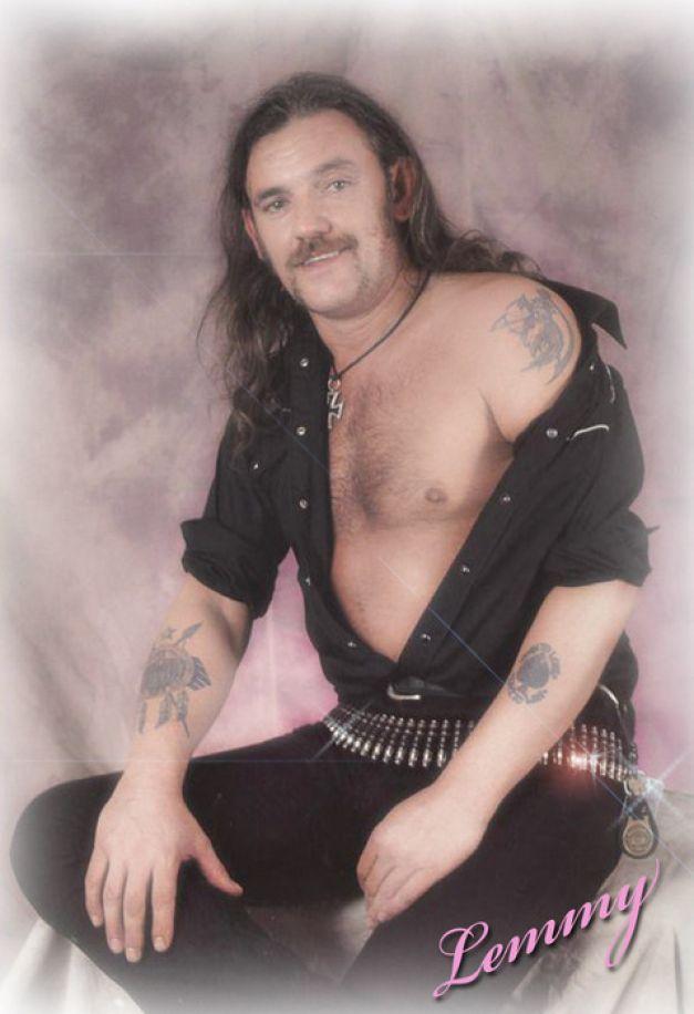 Lemmy de Motörhead 03