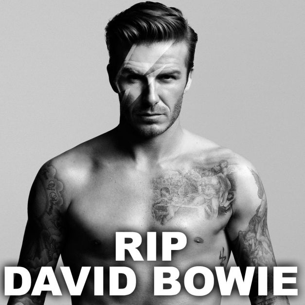 RIP David Bowie 01