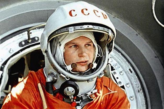 Youri Gagarineretoiur sur terre