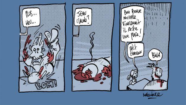 Zombie zumbla 05