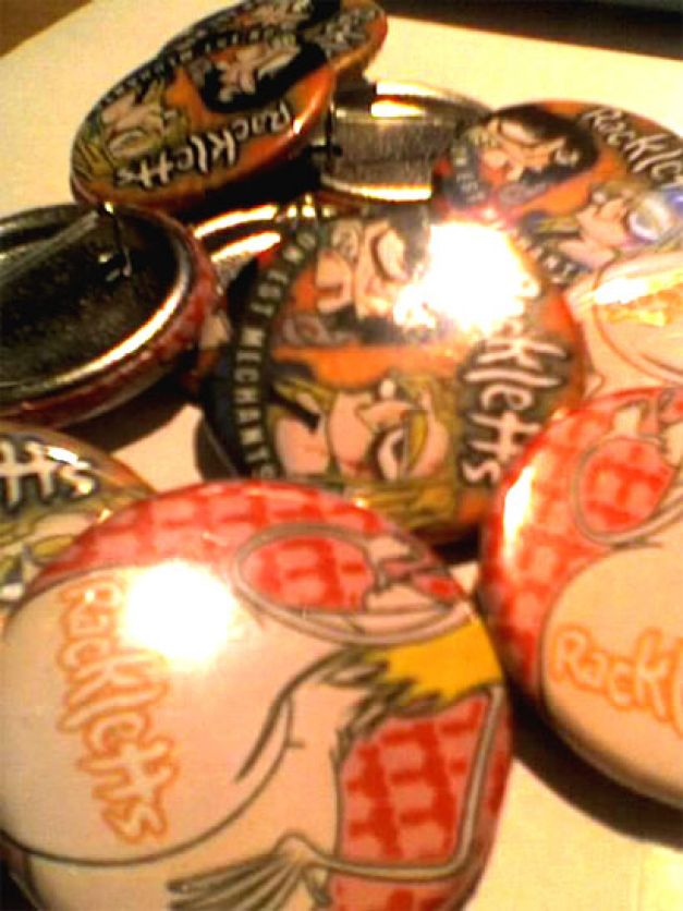 Badges Rackletts finis