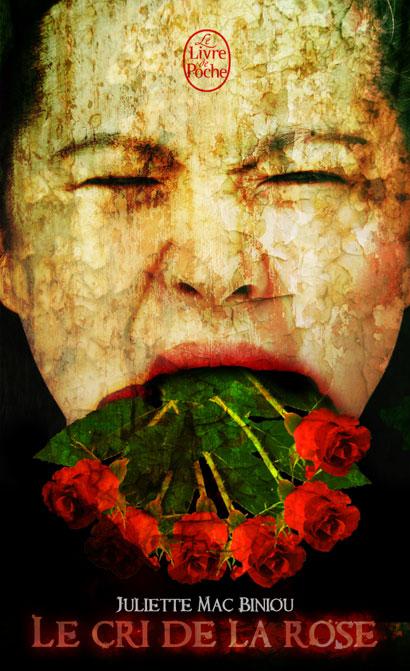 Livre Le cri de la rose 02