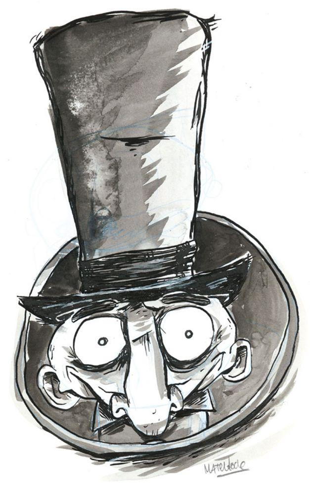 Monsieur Haut-de-forme