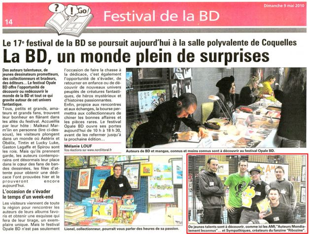 Article Nord littoral