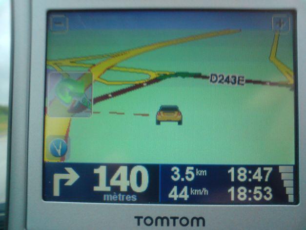 Opale BD GPS