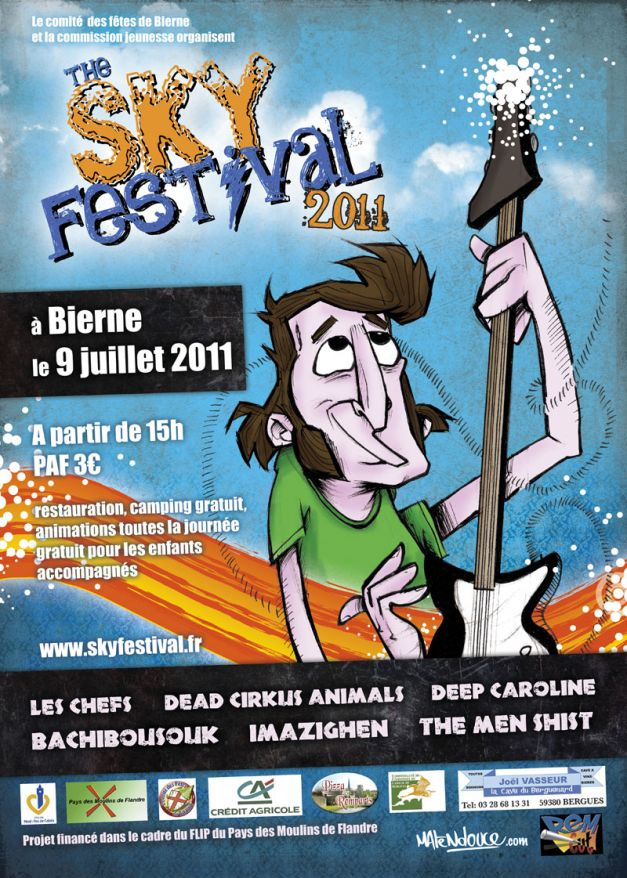 Sky festival 2011