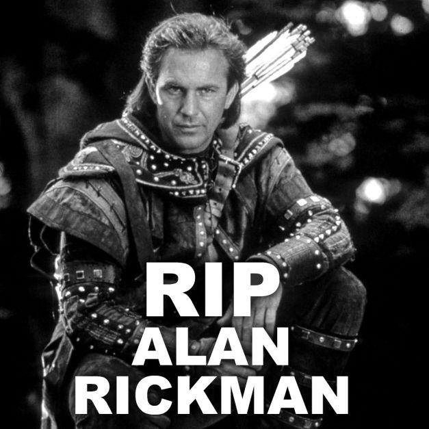 RIP Alan Rickman