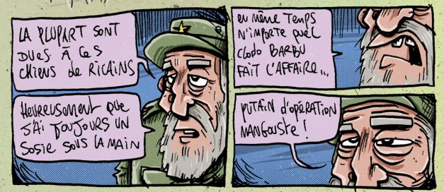 El maximo Fidel Gastro Castro 02