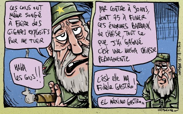 El maximo Fidel Gastro Castro 03
