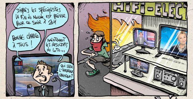 TV connectée smart TV apocalyptique 03