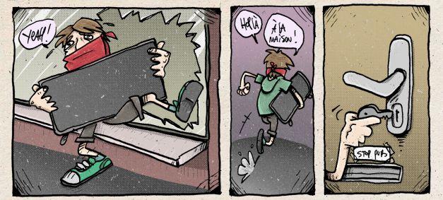 TV connectée smart TV apocalyptique 05