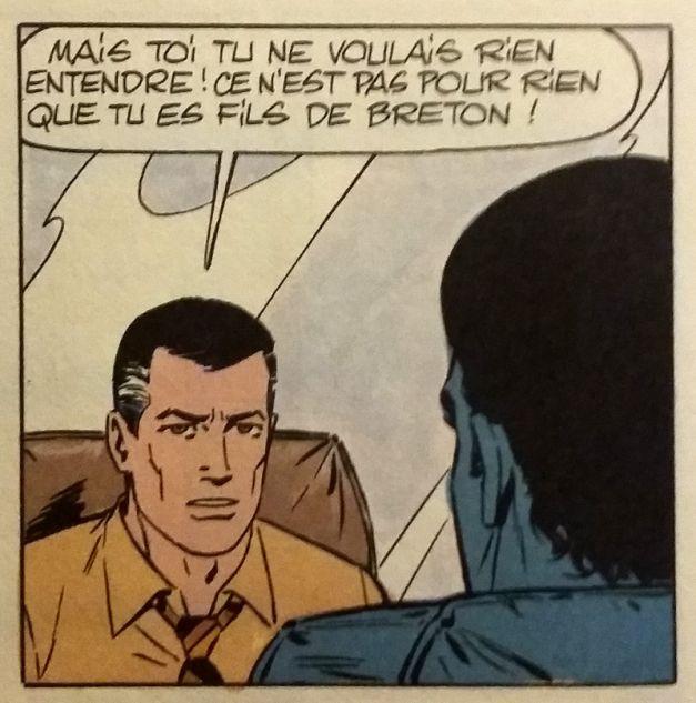 Michel Vaillant et les bretons